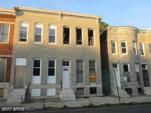 1725 Carey Street N, Baltimore, MD 21217 (#BA9534204) :: Pearson Smith Realty