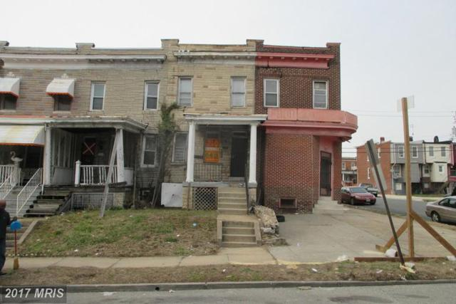 2302 Lexington Street W, Baltimore, MD 21223 (#BA9571377) :: LoCoMusings