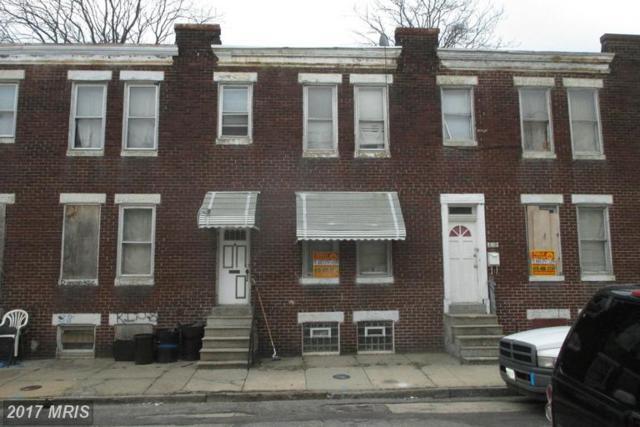 808 Brice Street N, Baltimore, MD 21217 (#BA9591879) :: LoCoMusings