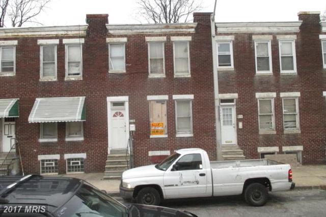 810 Brice Street N, Baltimore, MD 21217 (#BA9591891) :: LoCoMusings
