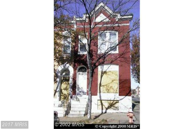 1926 Harlem Avenue, Baltimore, MD 21217 (#BA9621611) :: Pearson Smith Realty