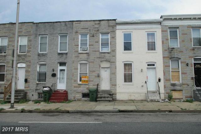 330 Fulton Avenue S, Baltimore, MD 21223 (#BA9694667) :: LoCoMusings