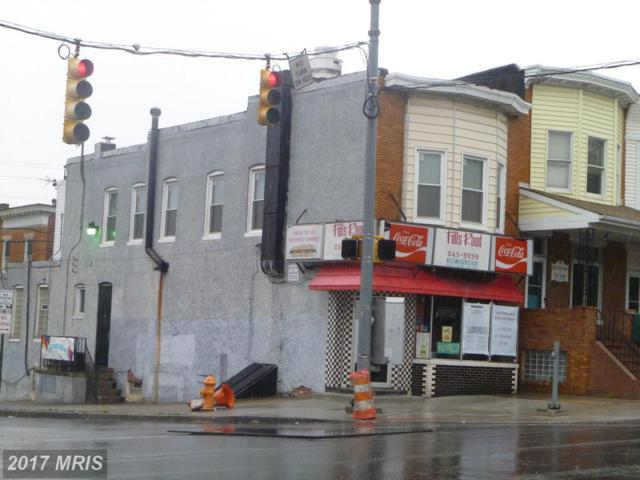 4100 Falls Road, Baltimore, MD 21211 (#BA9746481) :: Pearson Smith Realty