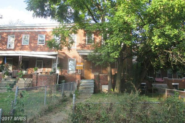 5015 Palmer Avenue, Baltimore, MD 21215 (#BA9748283) :: LoCoMusings