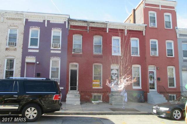 1720 Calhoun Street N, Baltimore, MD 21217 (#BA9805027) :: LoCoMusings