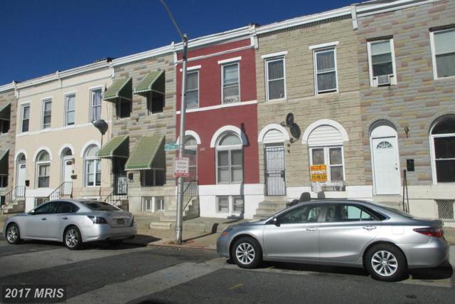 1814 Clifton Avenue, Baltimore, MD 21217 (#BA9810948) :: Pearson Smith Realty