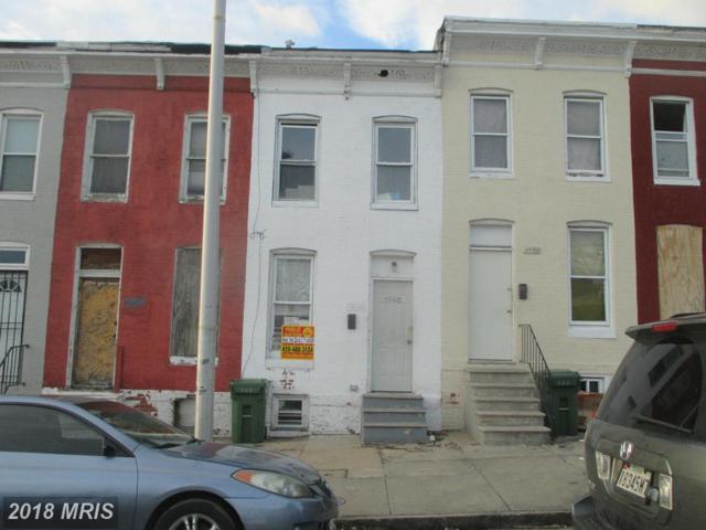 1560 Clifton Avenue, Baltimore, MD 21217 (#BA9853400) :: Pearson Smith Realty