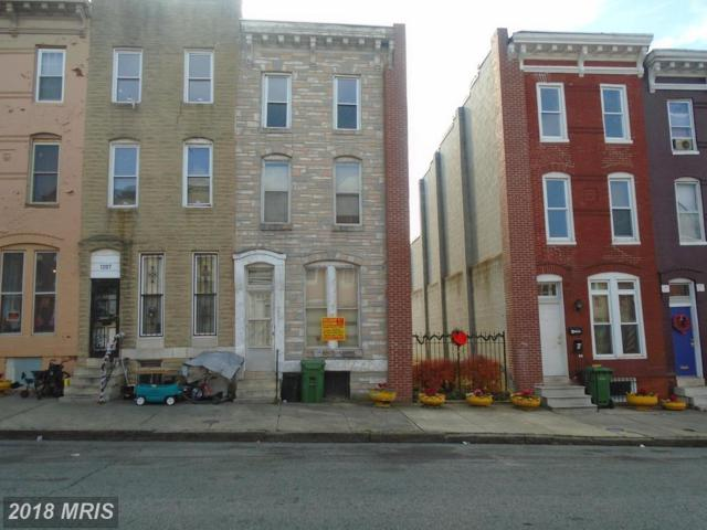 1209 Mosher Street, Baltimore, MD 21217 (#BA9889394) :: Pearson Smith Realty
