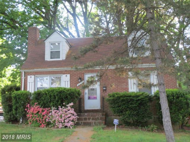 6022 Highgate Drive, Baltimore, MD 21215 (#BA9941193) :: Colgan Real Estate