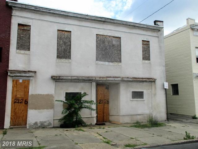 2126 Presbury Street, Baltimore, MD 21217 (#BA9998259) :: Pearson Smith Realty