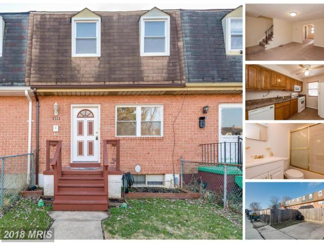 634 Kingston Road, Baltimore, MD 21220 (#BC10131381) :: The Gus Anthony Team