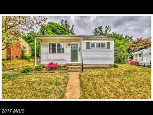 55 Ritters Lane, Owings Mills, MD 21117 (#BC9933650) :: Pearson Smith Realty
