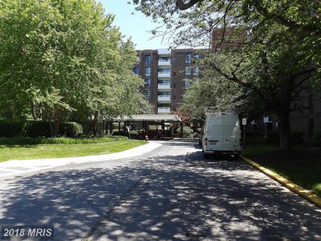 7 Slade Avenue #602, Baltimore, MD 21208 (#BC9950080) :: Pearson Smith Realty
