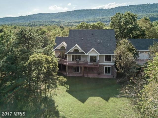 606 Sapphire Drive, Hedgesville, WV 25427 (#BE10000850) :: Pearson Smith Realty