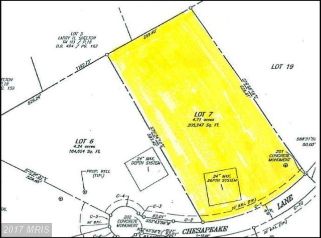 Chesapeake Lane, Hedgesville, WV 25427 (#BE8579724) :: LoCoMusings