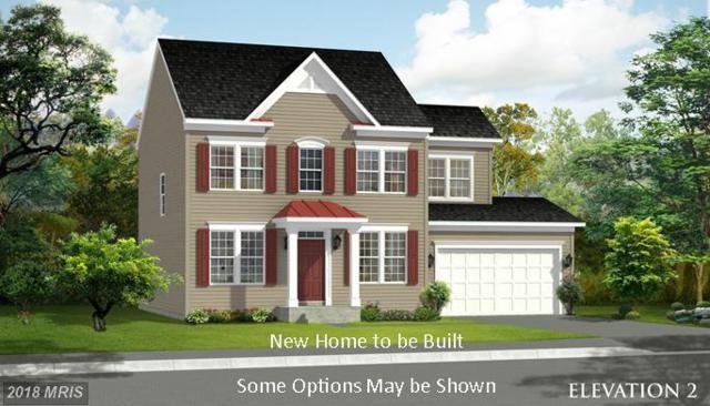 0 Mcwharton Way Newbury 2 Plan, Bunker Hill, WV 25413 (#BE9787515) :: Keller Williams Pat Hiban Real Estate Group