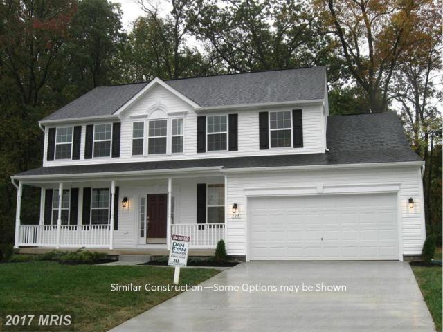 0 Fitzgerald Street Nottingham 2 Pl, Gerrardstown, WV 25420 (#BE9804808) :: Pearson Smith Realty