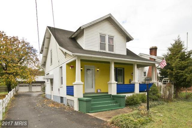207 Warm Springs Avenue, Martinsburg, WV 25404 (#BE9808038) :: LoCoMusings