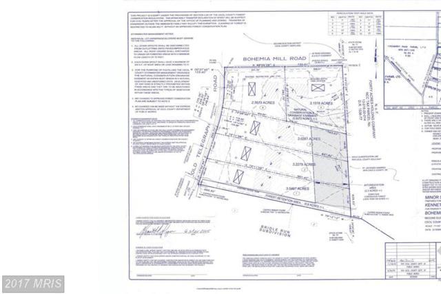 Lot 1 Old Telegraph Road Road, Chesapeake City, MD 21915 (#CC8414388) :: LoCoMusings