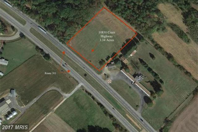 10830 Crain Highway, Faulkner, MD 20632 (#CH8533104) :: LoCoMusings