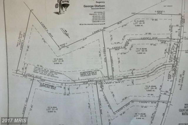 2B-R Ryland Chapel Road, Jeffersonton, VA 22724 (#CU9556144) :: LoCoMusings
