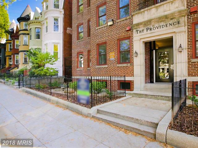 70 Rhode Island Avenue NW #201, Washington, DC 20001 (#DC10152216) :: Eng Garcia Grant & Co.