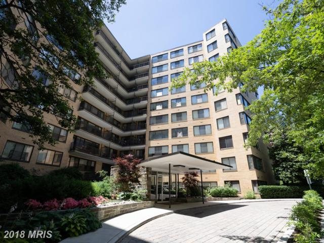 4740 Connecticut Avenue NW #803, Washington, DC 20008 (#DC10270182) :: Pearson Smith Realty