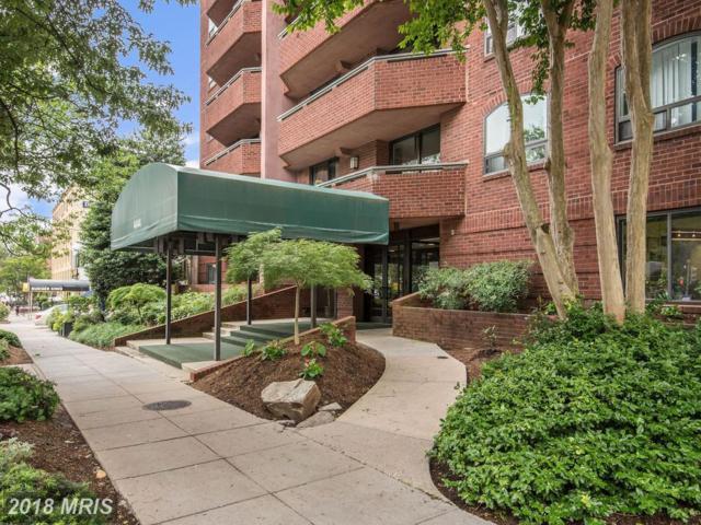 4444 Connecticut Avenue NW #705, Washington, DC 20008 (#DC10282068) :: SURE Sales Group