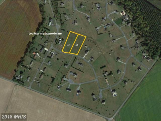 Tranquil Trail, Hurlock, MD 21643 (#DO9845196) :: Fine Nest Realty Group