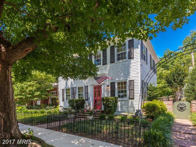 1205 Dandridge Street, Fredericksburg, VA 22401 (#FB9980636) :: LoCoMusings