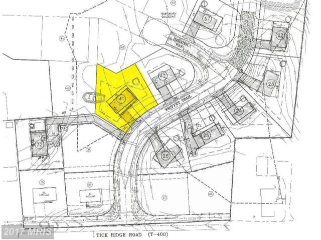 Lot #41 Whippet Trail, Waynesboro, PA 17268 (#FL8310309) :: Pearson Smith Realty
