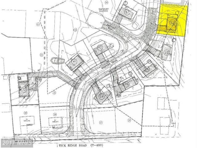 Lot #22 Whippet Trail, Waynesboro, PA 17268 (#FL8310350) :: Pearson Smith Realty