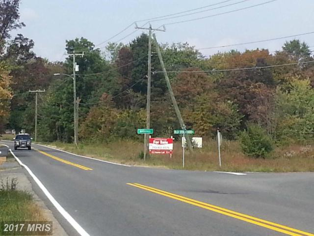 Lot # 2 NE, Marshall, VA 20115 (#FQ8752082) :: Pearson Smith Realty