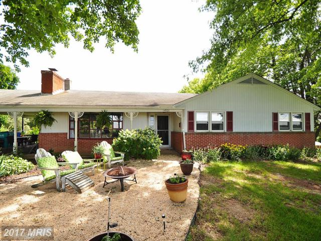 14801 Harrisville Road, Mount Airy, MD 21771 (#FR10048179) :: LoCoMusings