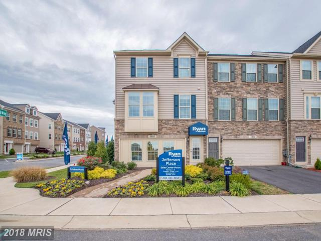 6024 Leben Drive, Frederick, MD 21703 (#FR10089025) :: Pearson Smith Realty