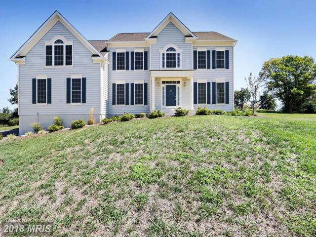 534 Isaac Russell Street, New Market, MD 21774 (#FR10225569) :: Fine Nest Realty Group