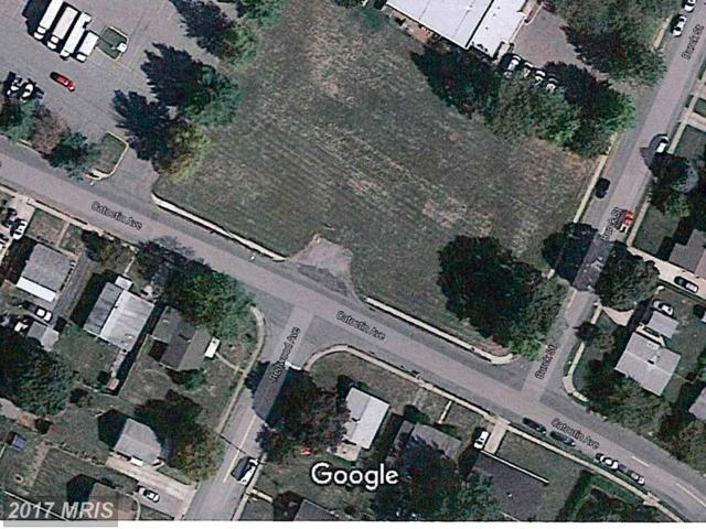 """""""LOT 3"""" Catoctin Avenue, Frederick, MD 21701 (#FR9724859) :: Pearson Smith Realty"""