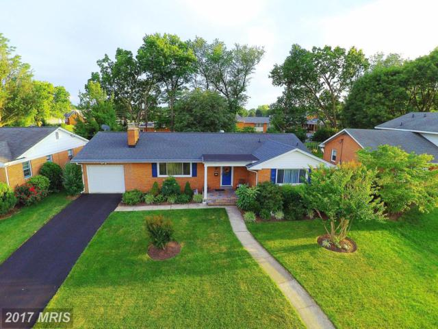7 Fairview Avenue, Frederick, MD 21701 (#FR9944051) :: Pearson Smith Realty