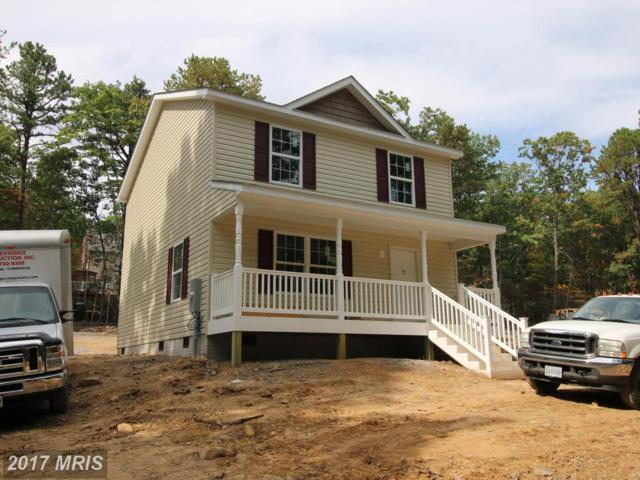 507 Crow Drive, Winchester, VA 22602 (#FV10033471) :: LoCoMusings