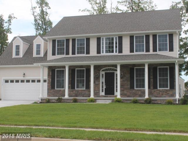 114 Wales Court Lot #2, Winchester, VA 22602 (#FV10141075) :: Browning Homes Group