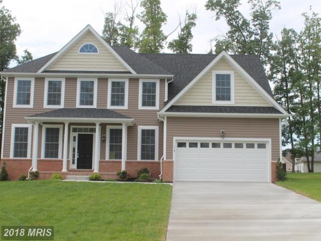 118 Wales Court Lot #4, Winchester, VA 22602 (#FV10141406) :: Browning Homes Group