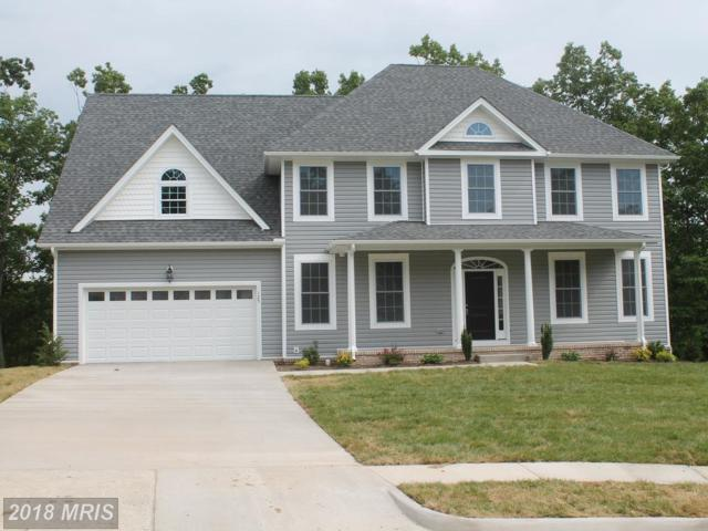 125 Wales Court Lot 11, Winchester, VA 22602 (#FV10196777) :: Browning Homes Group