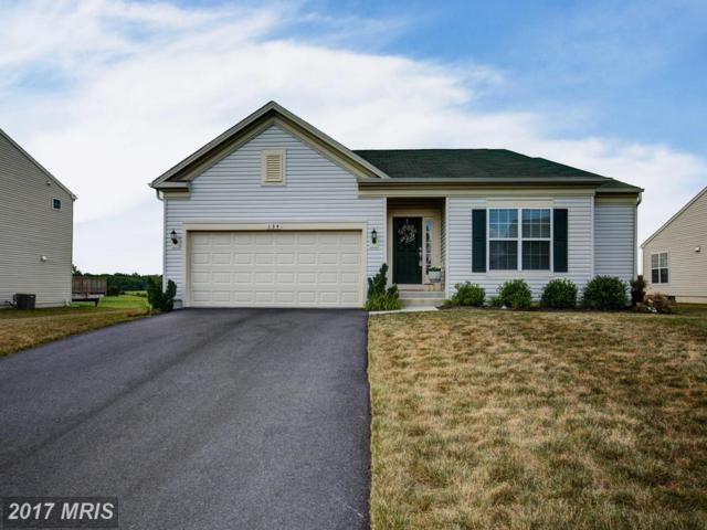 134 Eleven Moons Place, Stephens City, VA 22655 (#FV9895167) :: Pearson Smith Realty