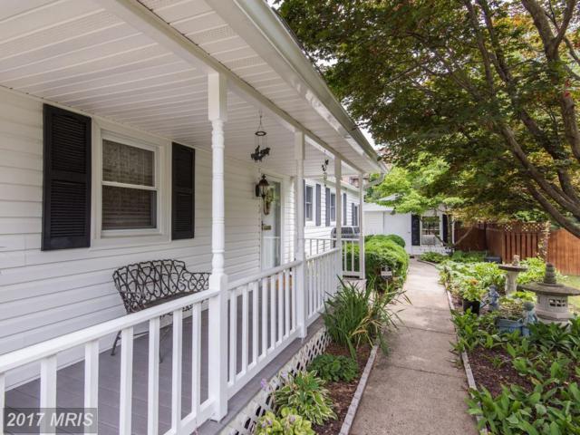 2845 Fairmont Street, Falls Church, VA 22042 (#FX10004660) :: Pearson Smith Realty