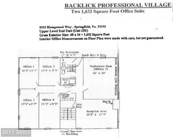 5532 Hempstead Way 25U, Springfield, VA 22151 (#FX9702264) :: The Greg Wells Team
