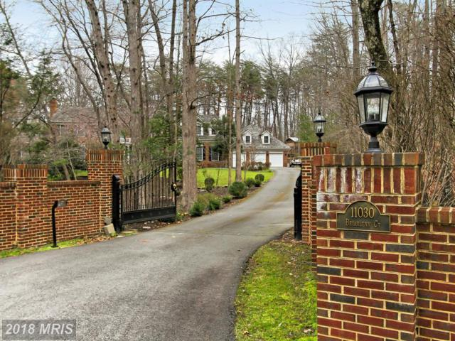11030 Briarlynn Court, Fairfax Station, VA 22039 (#FX9893514) :: Browning Homes Group