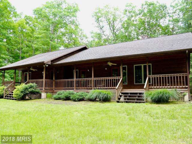 243 Cline Road, Yellow Spring, WV 26865 (#HS10207419) :: Eric Stewart Group