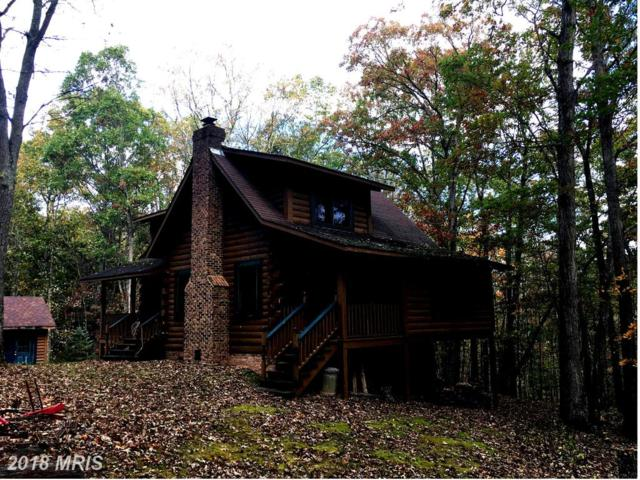 1305 Whispering Pines Road, Paw Paw, WV 25434 (#HS9797680) :: The Gus Anthony Team
