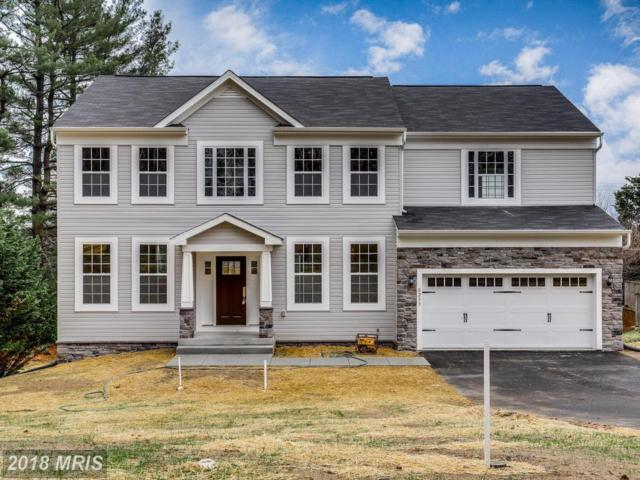 4938 Montgomery Road, Ellicott City, MD 21043 (#HW9852853) :: Pearson Smith Realty
