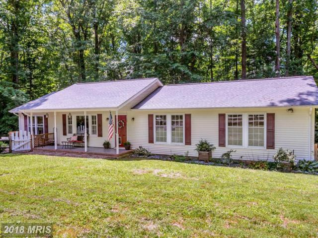 8028 Cleveland Drive, King George, VA 22485 (#KG10291387) :: Bob Lucido Team of Keller Williams Integrity